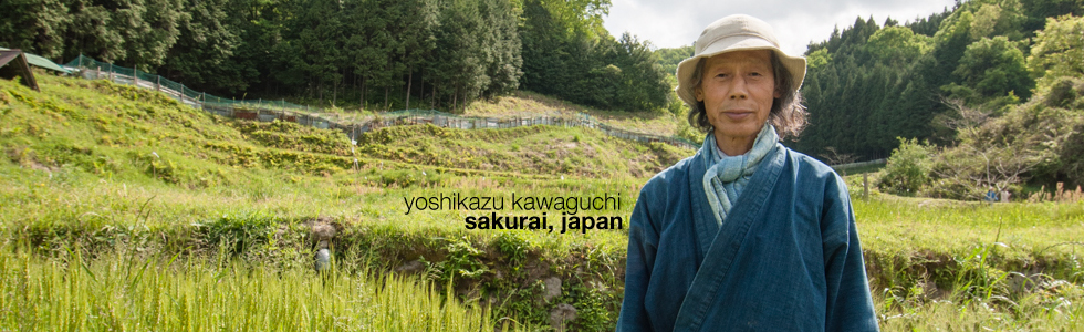 Final Straw Documentary - Yoshikazu Kawaguchi, Sakurai, Japan