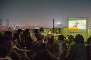 Final Straw Rough Cut screening at 'Small House' in Daejeon, Korea