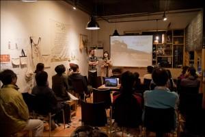Post-screening talk in Dumulmeori